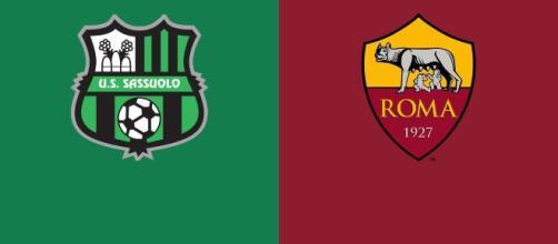 Sassuolo - Roma: sabato 3 aprile al Mapei Stadium.