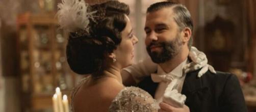 Una Vita, spoiler spagnoli: Genoveva comunicherà a Felipe di essere in dolce attesa