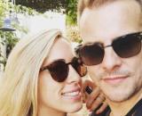 Alex Casademunt y su pareja Judit (Instagram)