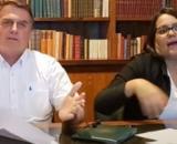 Bolsonaro elogiou atuação do governo no combate à pandemia e voltou a criticar o isolamento social (Reprodução/Facebook)