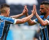 Pinares se destaca em vitória do Grêmio e deve ganhar sequência (Lucas Uebel/Grêmio)