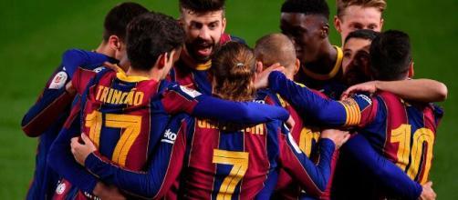 Barcellona in finale di Coppa del Re: rimontato 3-0 il Siviglia.