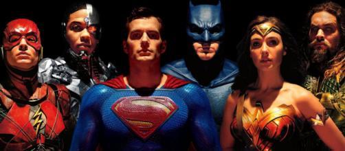 DC FanDome: 'The Snyder Cut of Justice League' gets a teaser - vanyaland.com
