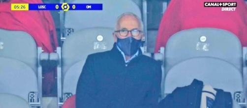 Frank McCourt attendu au tournant après ses déclarations sur les ambitions marseillaises - Photo capture d'écran vidéo Canal+