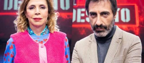 La polémica entre el critico y la diseñadora continúa luego de confesar que la obligaron a disculparse (Twitter @teleaudiencias)