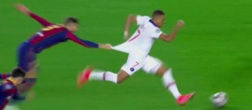 La réponse magique du FC Barcelone après le trolle du FC Séville - Photo capture d'écran vidéo