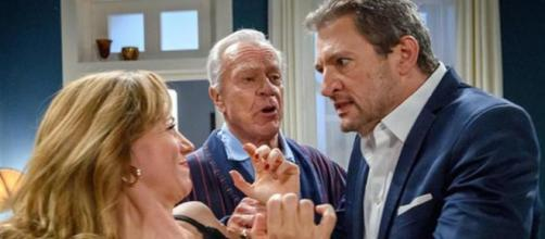 Tempesta d'amore, anticipazioni tedesche: Christoph deve salvare Tim dal rapimento.