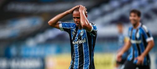 Vanderson foi destaque em vitória sobre o Brasil de Pelotas (Lucas Uebel/Grêmio)