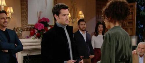 Beautiful, anticipazioni: Thomas chiede a Zoe di sposarlo, Douglas sconvolto.