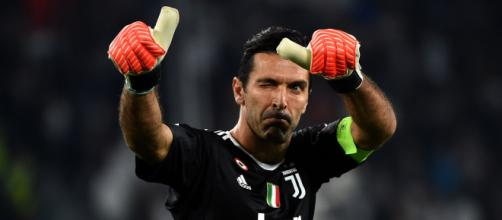 Buffon: 'Smetto entro giugno 2023'.