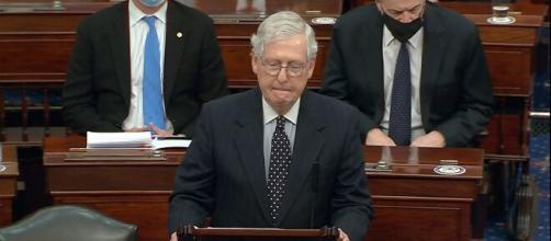 Senator Mitch McConnell (Image source: U.S. Senate TV/Screencap)
