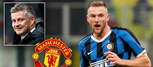 Inter, lo United vorrebbe Skriniar.