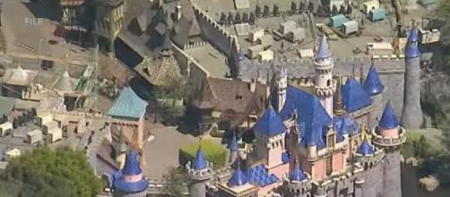 California to allow theme parks like Disneyland to reopen April 1 (Image source: ABC7/YouTube)