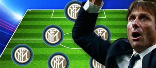 Conte e l'Inter ancora insieme.