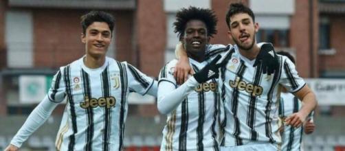 Nella foto Leone con Felix Correia e Marques.