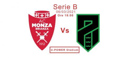 Serie B, Monza-Pordenone Ventisettesima giornata.