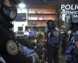 Intervención en un establecimiento (Policía Municipal de Madrid)