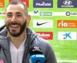 L'interview d'après match de Karim Benzema fait le buzz - capture d'écran vidéo