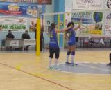 Mesagne Volley-New volley Torre 0-3