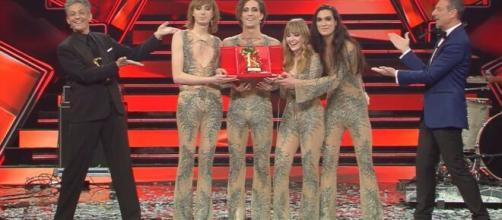 Sanremo 2021: sono i Maneskin i vincitori del 71° Festival.