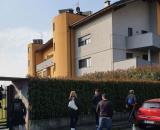 Sospetto omicidio di una bambina di due anni a Cisliano in Provincia di Milano - foto di mediaset.it
