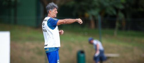 Grêmio deve mudar na Libertadores (Lucas Uebel/Grêmio)