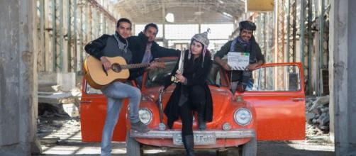 'Kabullywood' is an Afghan comedy-drama (Image source: Tamanifilms/Handout image)