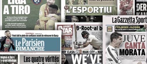 La Catalogne croit à une remontada du FC Barcelone face au PSG ... - footmercato.net