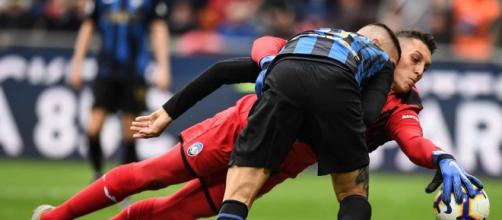 La dea in casa dell'Inter: nelle ultime 6 contro i bergamaschi, solo una vittoria dei meneghini.