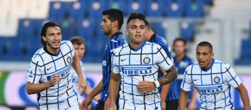 Lautaro-Lukaku contro Muriel-Zapata: Inter-Atalanta si gioca in attacco.