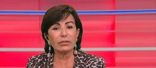 Maria Rita Gismondo, screenshot da La7.