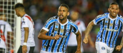 Michel volta a ser relacionado no Grêmio (Lucas Uebel/Grêmio)