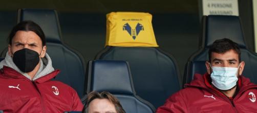 Milan, il punto sugli infortuni: Ibra forse in campo per il ritorno contro lo United.