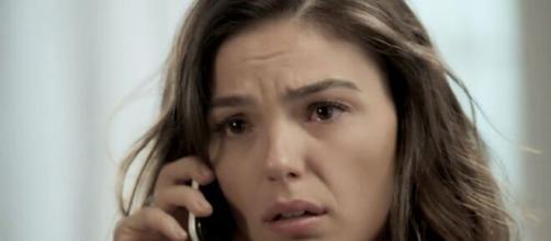 Ritinha em 'A Força do Querer' (Reprodução/TV Globo)
