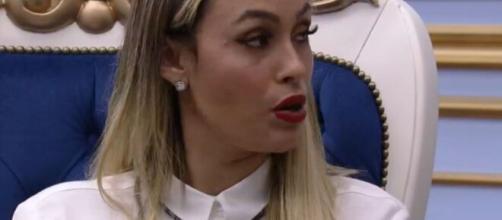 Sarah se irritou com Carla no 'BBB 21' (Reprodução/TV Globo)