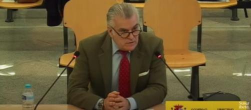 Bárcenas ha dicho que Andrés Gómez Gordo debe conocer el destino del audio de Rajoy (Youtube, elDiarioes)