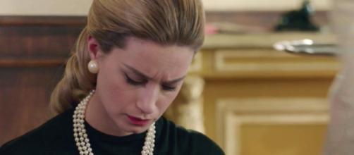Il Paradiso delle Signore, puntata del 10 marzo: Ludovica pentita di aver aiutato Marcello.