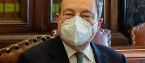 Ipotesi nuovo Dpcm, Mario Draghi: lockdown totale nel week end.