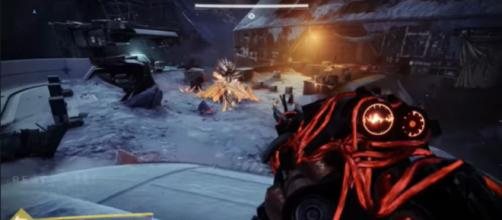 This 'Destiny 2' method made Taniks look like a sitting duck (Image source: Esoterickk/YouTube)