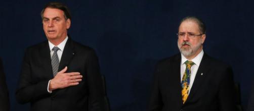 Augusto Aras pode ser o indicado de Bolsonaro para vaga no Supremo (Antonio Cruz/Agência Brasil)