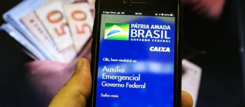 Governo federal pagará nova etapa do auxílio emergencial (Marcelo Casal Jr./Agência Brasil)