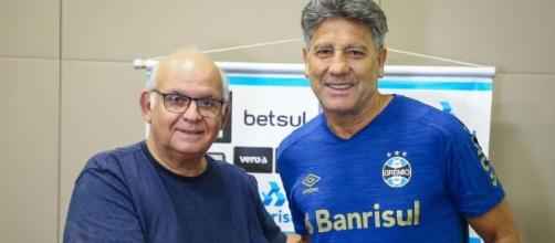 Grêmio tem planejamento alterado em meio à janela de contratações (Lucas Uebel/Grêmio)