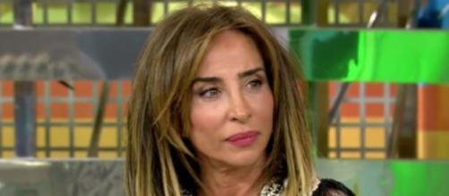 María Patiño ha querido contestar a las acusaciones de Alexia sobre que es 'un títere' mediático. (Twitter @telecincoes)