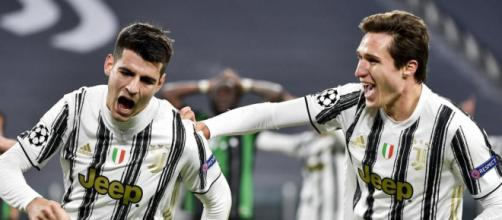 Morata e Chiesa dovrebbero giocare titolari contro il Torino.