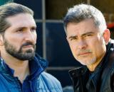Un posto al sole, Nicola Iodice (Giuseppe Pisacane) e Franco Boschi (Peppe Zarbo).