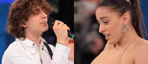 Amici 20, Sangiovanni innamorato: pronta una nuova canzone per la ballerina Giulia.