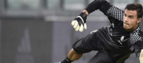 Emil Audero, portiere della Sampdoria.