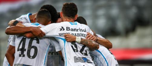 Grêmio precisa jogar mais para vencer o Del Valle em casa. (Arquivo Blasting News)
