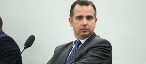 Presidente do senado Rodrigo Pacheco afirmou que CPI da Pandemia será instalada. (Arquivo Blasting News)