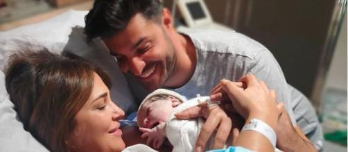 Paula Echevarría y Miguel Torres ya han sido padres. (Imagen: @pau_eche)